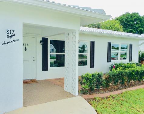 817 Ocean Drive Boynton Beach FL 33426