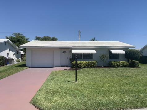 98 Sw 15th Court Boynton Beach FL 33426