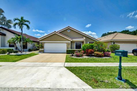 11132 Clover Leaf Circle Boca Raton FL 33428