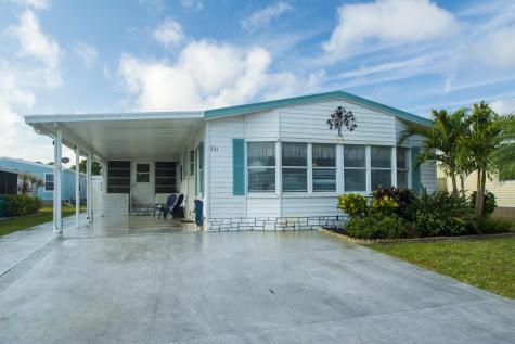 331 Loquat Drive Barefoot Bay FL 32976