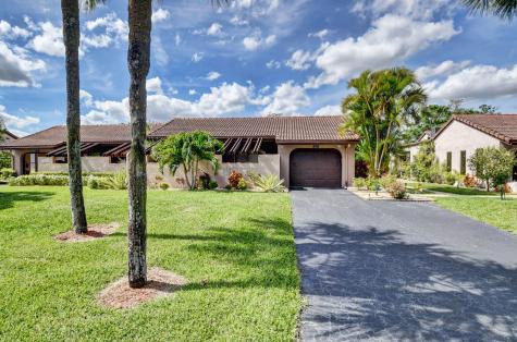 9277 Pecky Cypress Lane Boca Raton FL 33428