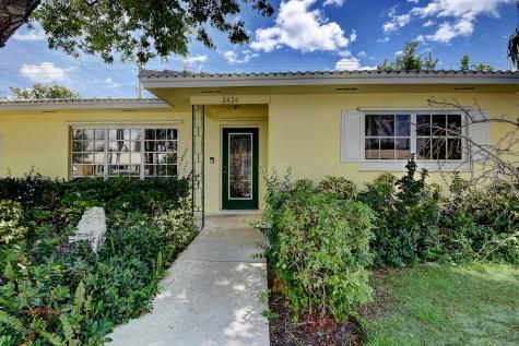 2826 Sw 4th Street Boynton Beach FL 33435
