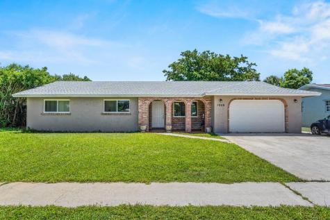 1058 Sw 23rd Avenue Boynton Beach FL 33426