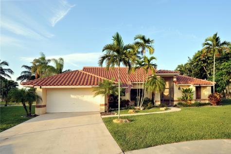 10417 Bow Court Boca Raton FL 33498