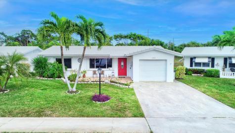 1393 Sw 17th Avenue Boynton Beach FL 33426