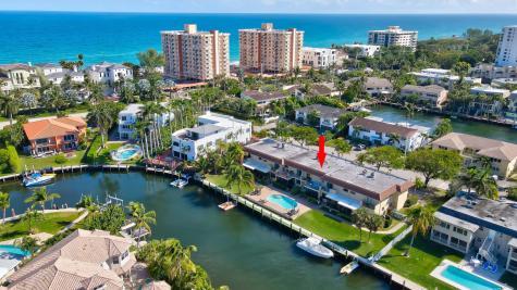 1109 Bel Air Drive Highland Beach FL 33487