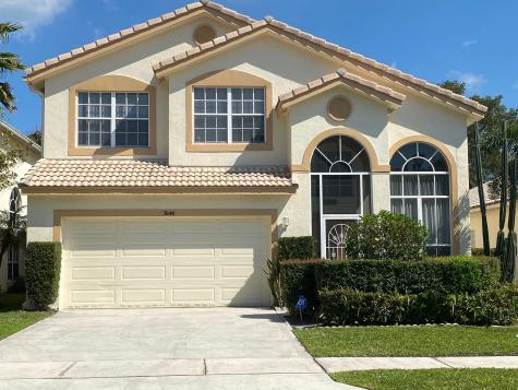 7646 Colony Palm Drive Boynton Beach FL 33436