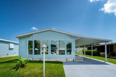 1218 Calusa Drive Barefoot Bay FL 32976