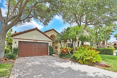 23485 S Mirabella Circle South Boca Raton FL 33433