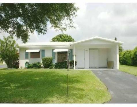 4491 Nw 1st Terrace Deerfield Beach FL 33064