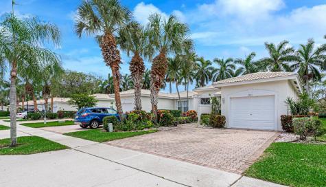 9743 Crescent View Drive Boynton Beach FL 33437