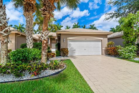 9719 Crescent View Drive Boynton Beach FL 33437