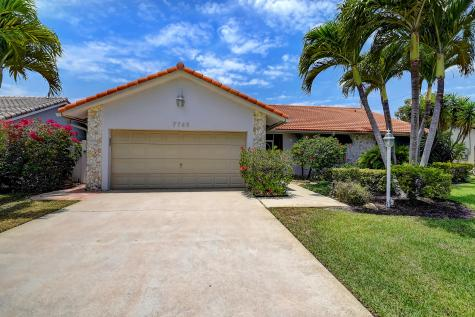 7743 W Country Club Boulevard Boca Raton FL 33487