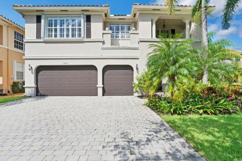 9825 Cobblestone Lakes Court Boynton Beach FL 33472