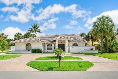 1491 Sw 15th Street Boca Raton FL 33486