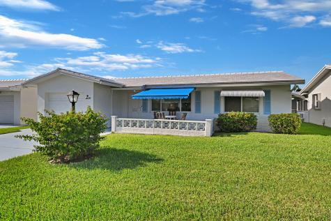 2394 Sw 13th Avenue Boynton Beach FL 33426