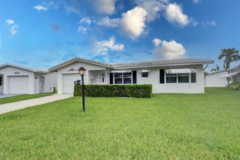 2013 Vastine Drive Boynton Beach FL 33426