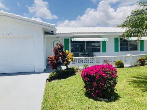 2105 Sw 13th Place Boynton Beach FL 33426