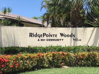 7 Ridgepointe C Drive Boynton Beach FL 33435