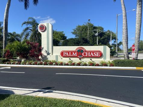 5407 Palm Springs B Lane Boynton Beach FL 33437