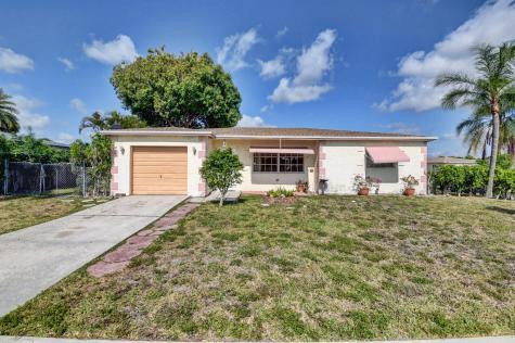 21525 Crozier Avenue Boca Raton FL 33428