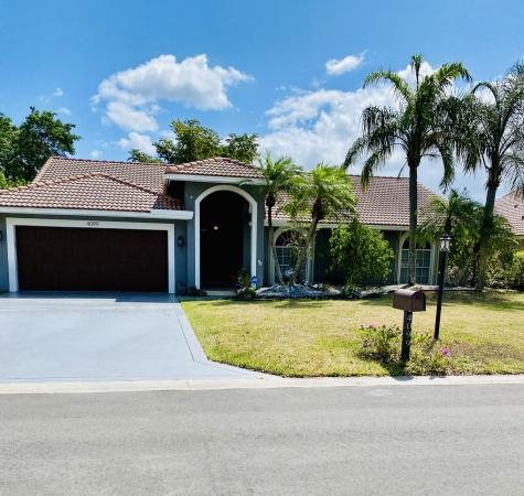 4099 Nw 81st Terrace Coral Springs FL 33065