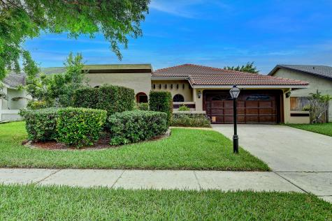 6128 Amberwoods Drive Boca Raton FL 33433