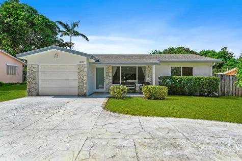 457 Sw 4th Avenue Boynton Beach FL 33435