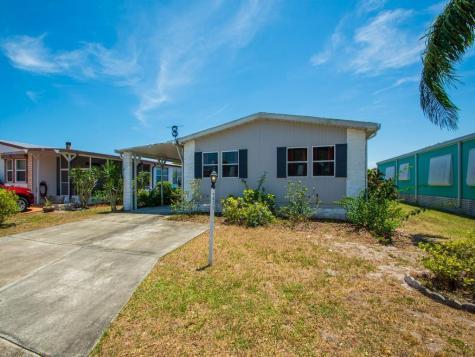 439 Seagull Drive Barefoot Bay FL 32976