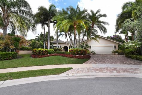 7750 Tennyson Court Boca Raton FL 33433