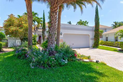 5061 Via De Amalfi Drive Boca Raton FL 33496