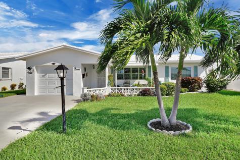 1005 Leisure Lane Boynton Beach FL 33426