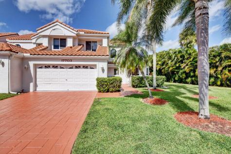 17703 Candlewood Terrace Boca Raton FL 33487