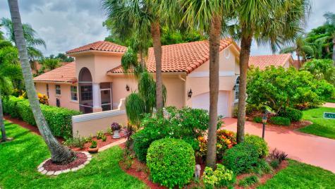 16424 Del Palacio Court Delray Beach FL 33484