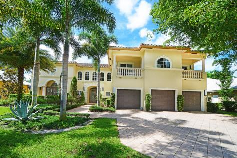 3160 Westminster Drive Boca Raton FL 33496