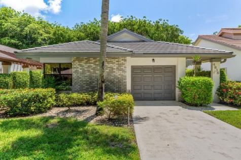 4836 Boxwood Circle Boynton Beach FL 33436