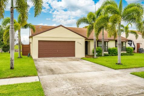 5391 N Rose Marie Avenue Boynton Beach FL 33472