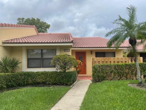 6764 Bridlewood Court Boca Raton FL 33433