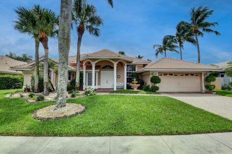 10924 King Bay Drive Boca Raton FL 33498