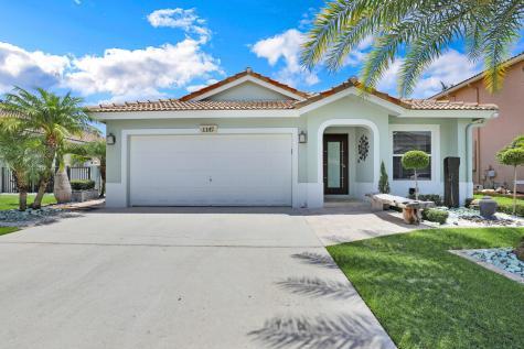 1147 Rialto Drive Boynton Beach FL 33436