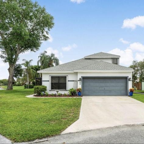 89 Magnolia Circle Boynton Beach FL 33436