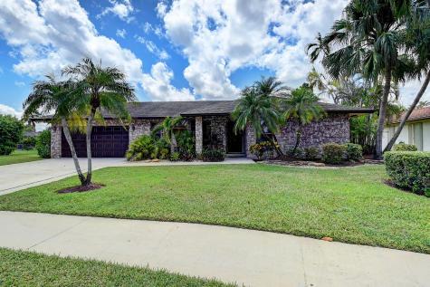 21495 Woodchuck Lane Boca Raton FL 33428
