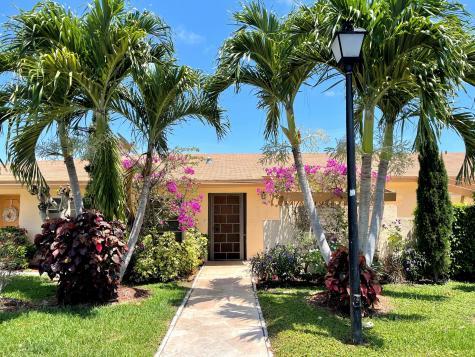 5801 Areca Palm B Court Delray Beach FL 33484
