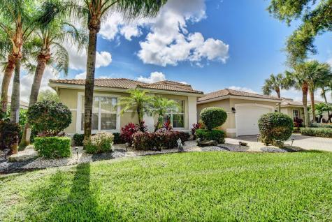13107 Alhambra Lake Circle Delray Beach FL 33446