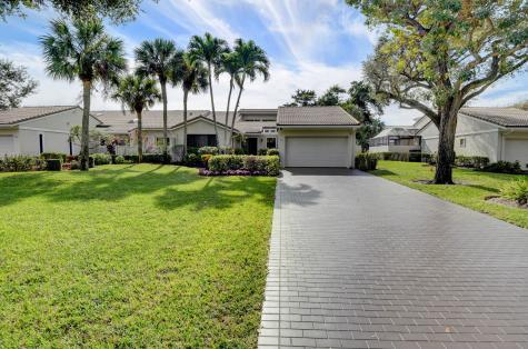 41 Brentwood Drive Boynton Beach FL 33436